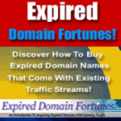 Product picture Buying expired domain names that have hundreds or even thous