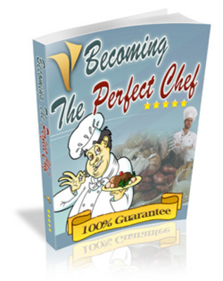 Product picture BECOMING THE PERFECT CHEF-TOP CHEF TIPS