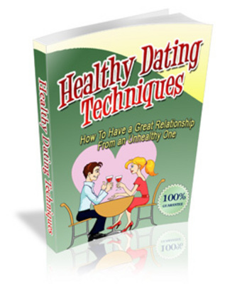 Product picture HEALTHY DATING TECHNIQUES