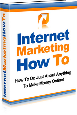 Product picture INTERNET MARKETING, HOW TO MAKE MONEY ONLINE
