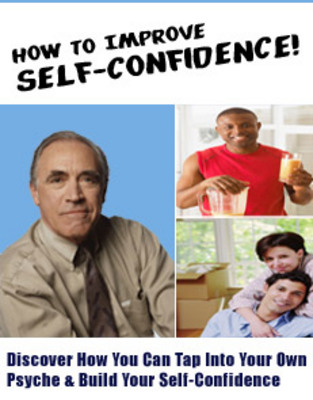 Product picture  BOOST YOURSELF CONFIDENCE-HOW TO IMPROVE SELF CONFIDENCE